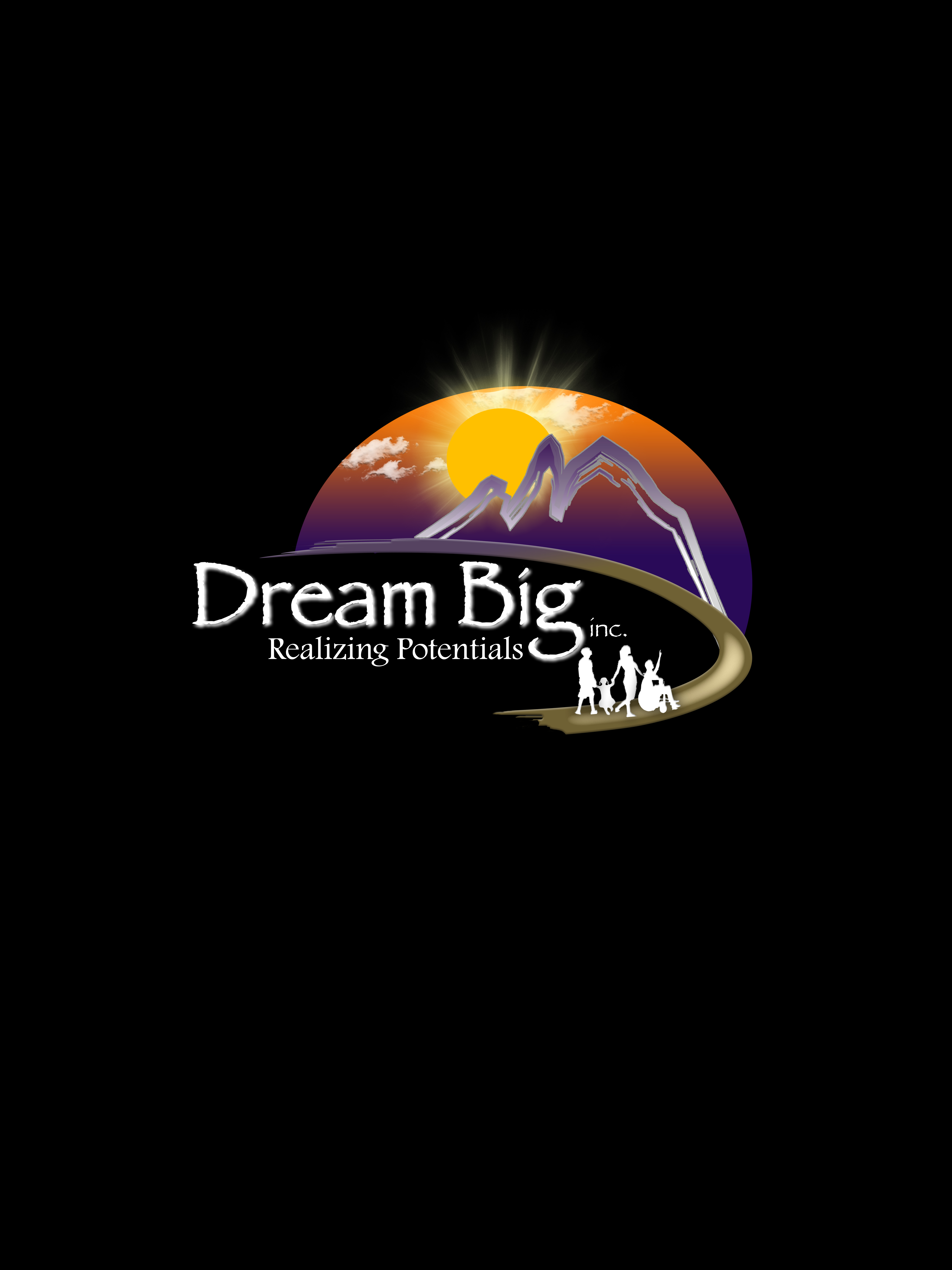 Dream Big Final Logo